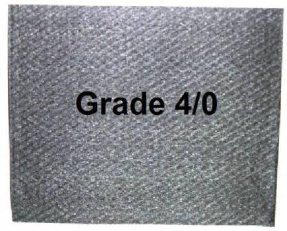 Lustersheen Steel Wool 9 Quot X11 Quot Sanding Sheet Grade 4 0 Ebay